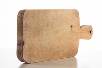 Vintage Timber Bread Board