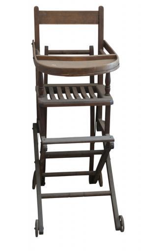 Antique Highchair