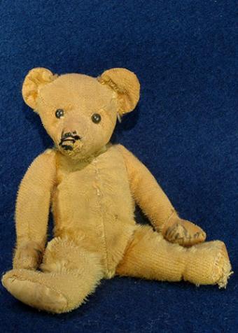 Teddy bears worth old Antique Teddy