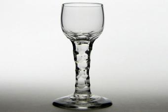 Antique Crystal Stemware and Manufacturer Identification