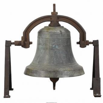 American Bronze Bell. Stuckstede & Brothers, St. Louis, Missouri, USA. 1909.