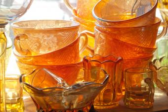 Antique Glass Restoration