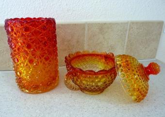 Carnival Glass Antiques Value