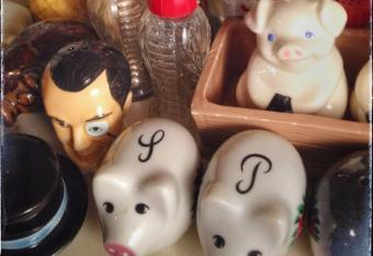 Collecting Vintage Salt and Pepper Shakers