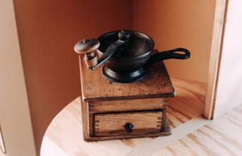 Determining the Value of an Antique Coffee Grinder