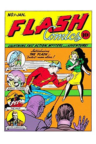 Flash Comics (1940-) #1