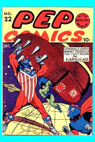 Pep Comics #22