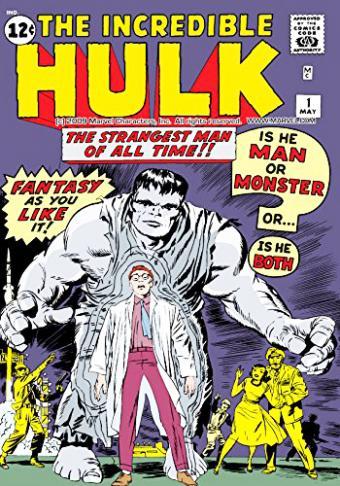 Incredible Hulk (1962-1999) #1