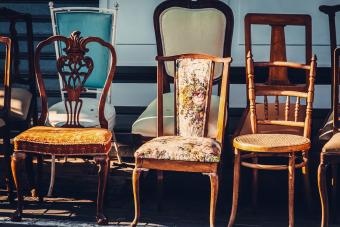 Identifying Antique Chair Styles With Pictures
