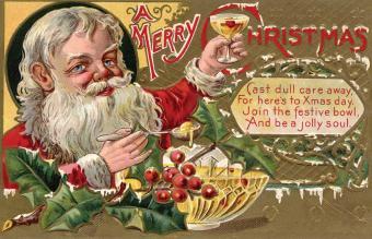 Vintage Christmas Postcards Guide