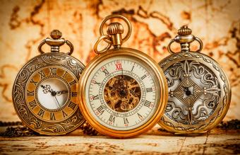 Antique Pocket Watch Identification and Valuation Guide