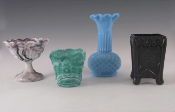 What Is Slag Glass? Antique Works and Values