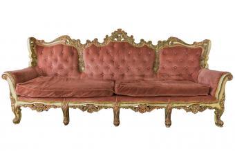 Antique Louis XV Sofa