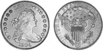 1804 Silver Dollar - Class I
