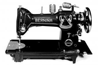 Antique Bernina Sewing Machine