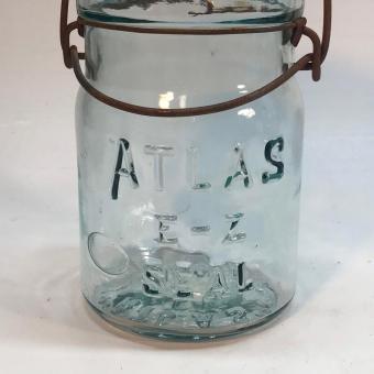 Atlas E-Z Seal Mason Jars