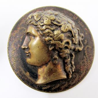 Victorian Apollo Button