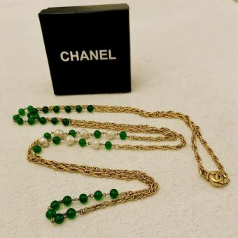 Chanel Vintage 1984 Necklace