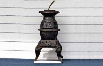 Antique Cast Iron Stove Values and Brands