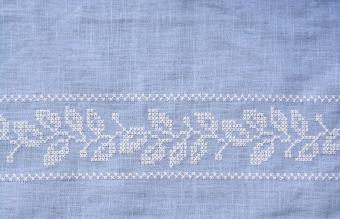 Vintage Tea Towel Designs & Embroidery Patterns