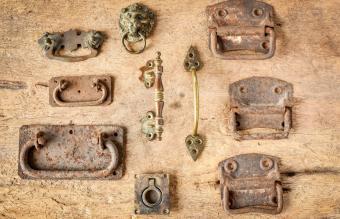 Antique Furniture Hardware