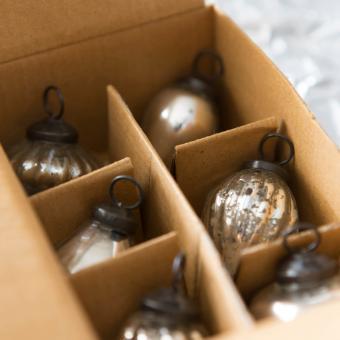 kugel christmas ornaments