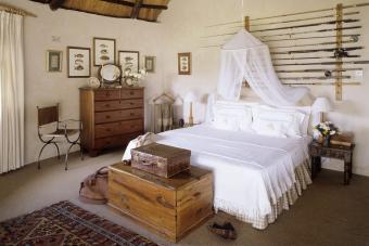 South African ranch house