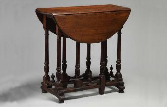 Antique Drop-Leaf Table Values for Different Styles