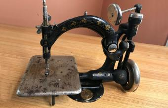 Antique National Sewing Machine Company