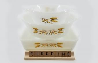 Vintage Fire-King Pattern Identification Made Easy