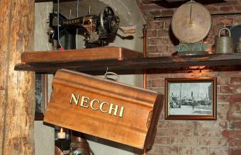 Vintage Necchi Sewing Machine History & Key Models