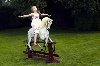 Antique Rocking Horse: How to Identify One & Its Value