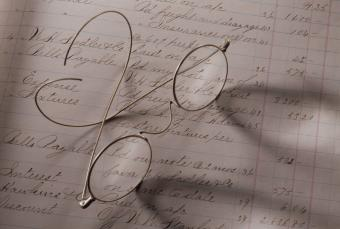 Antique Eye Glasses: Clearly Identifying Their Value