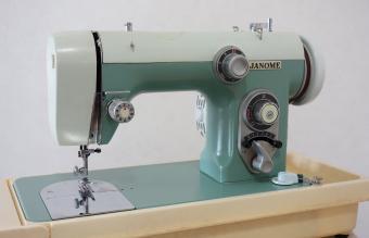 Janome sewing machine model 670