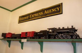 Buddy L Train