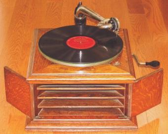 Vintage Victrola VI, Victor Talking Machine Company
