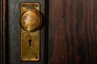 Antique Doorknob Shapes
