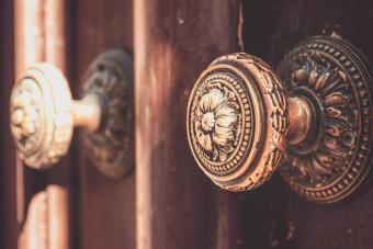 Residential Door Knob