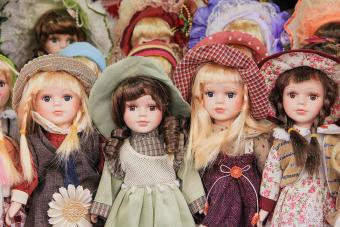 Antique Doll Parts: Keeping Collectibles at Their Best
