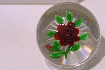 Paperweight by Cristallerie de Baccarat, France, c. 1850