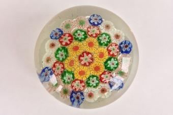 Molly's antique paperweight from China