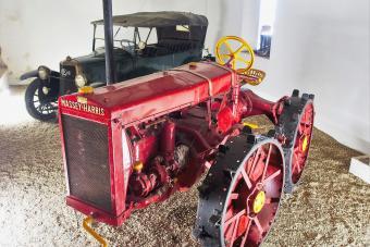 1930 tracteur Massey-Harris