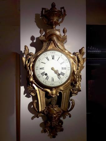 L'Aîné Cartel clock