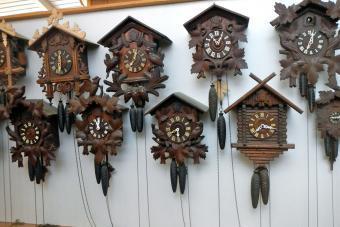 Cuckoo Clocks, 126 1st Ave. Minneapolis MN