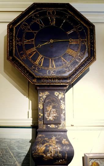 Act of Parliament Clock (coaching inn clock or tavern clock), 1765