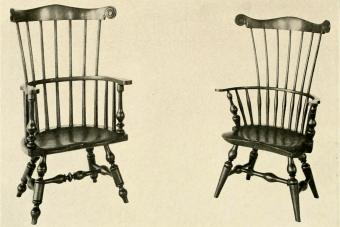 How to Identify Antique Windsor Chairs Accurately