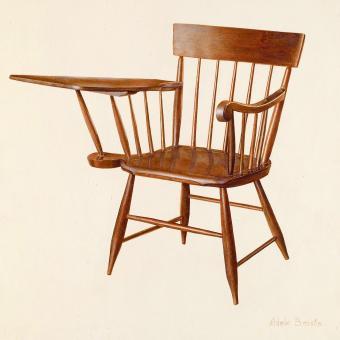 Adele Brooks, Windsor Chair