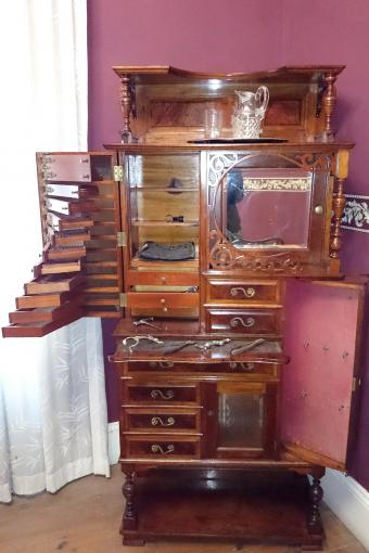 Antique Dental furniture