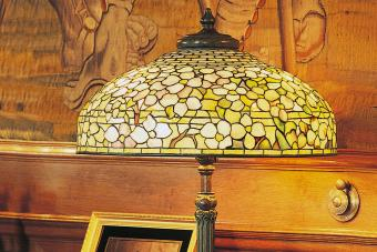 Antique Glass Lampshades and Their Timeless Appeal