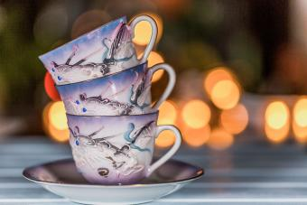 Antique Japanese Tea Cups: A Brief Collector's Guide